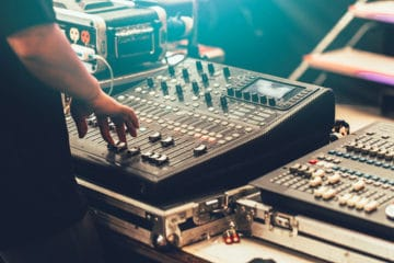 24 Live Audio Mixing Tips and Tricks