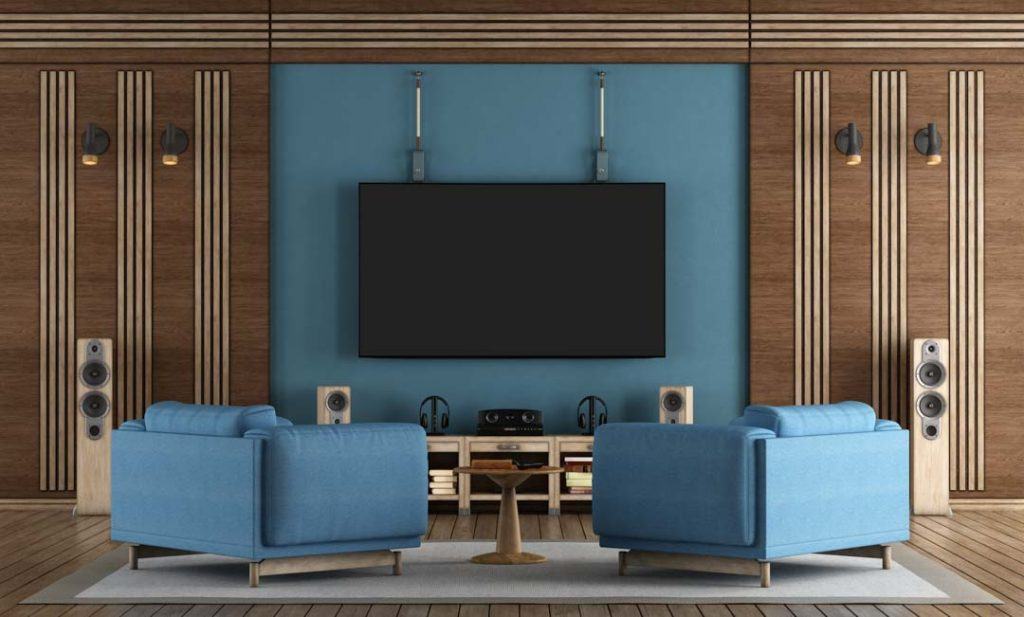 How Many In-Ceiling Speakers Do You Need in a Room