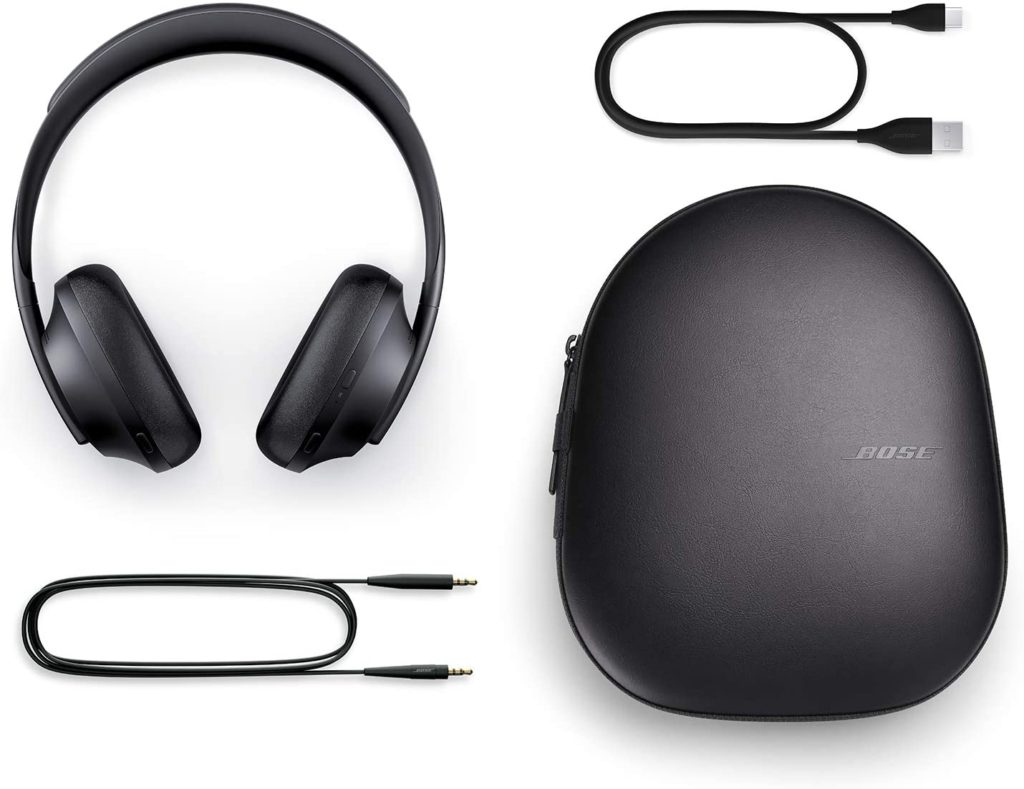 How long does the Bose 700 Noise Cancelling Headphones Battery last