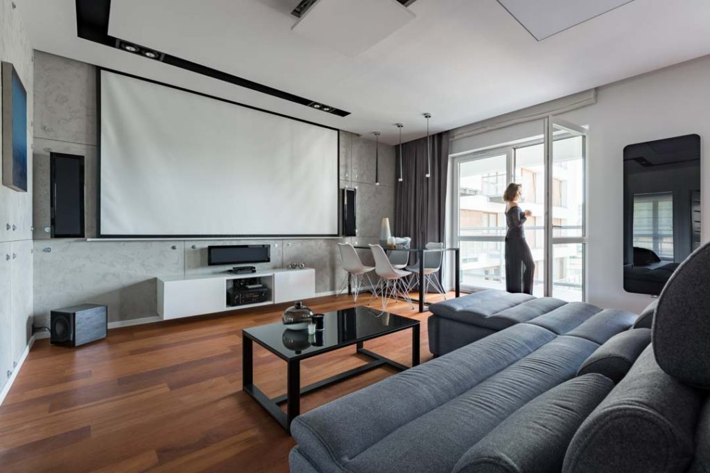 How to fix Home Theater Room Echoes