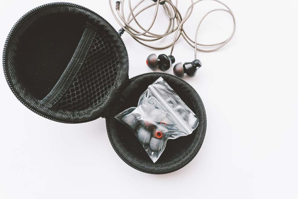 How to prevent earbud tips from falling off