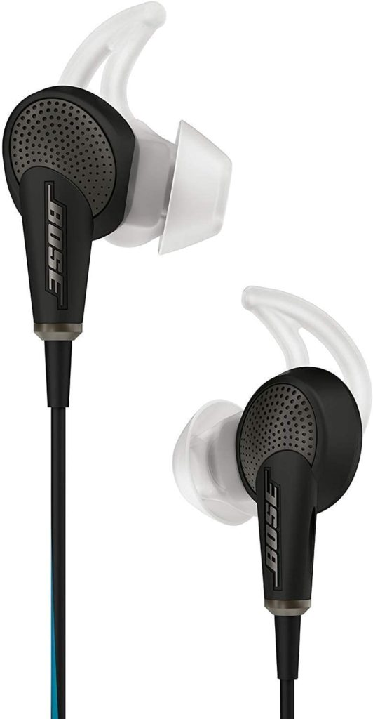 How well do the Bose QuietComfort 20 cancel noise