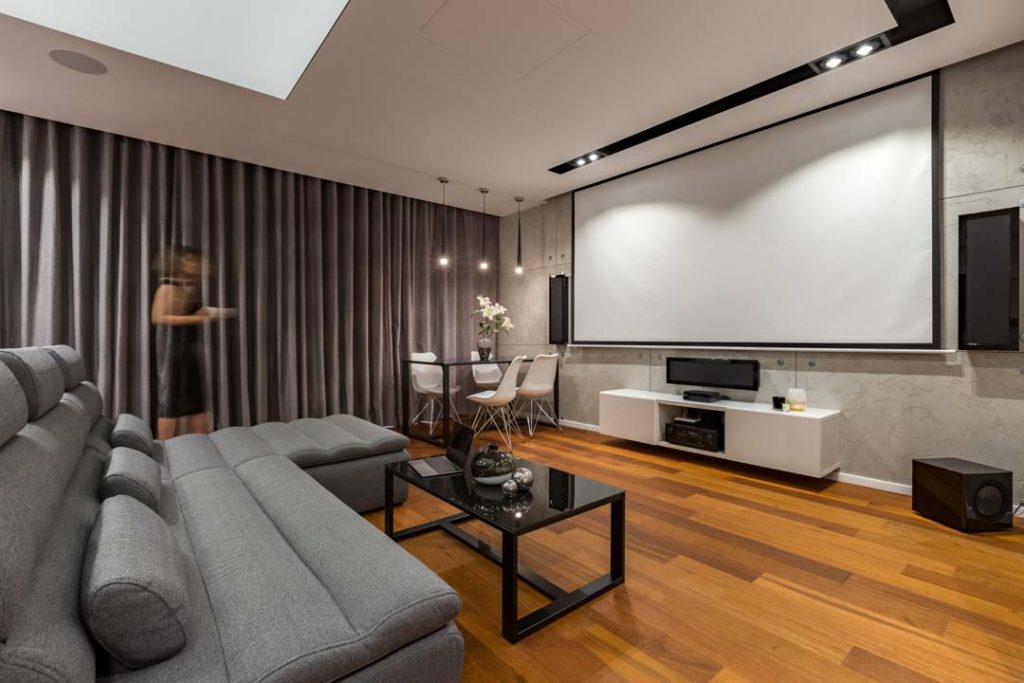 Out of phase speakers can cause your surround system to echo