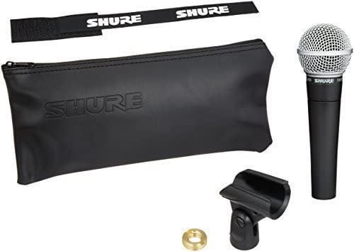 Shure SM58 Included Accessories