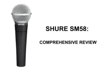 Shure SM58 Vocal Microphone Review