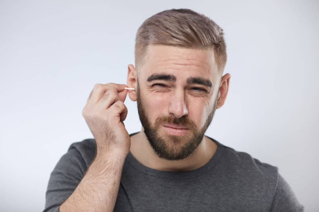 Tip #17: Avoid cleaning your ears with cotton swabs
