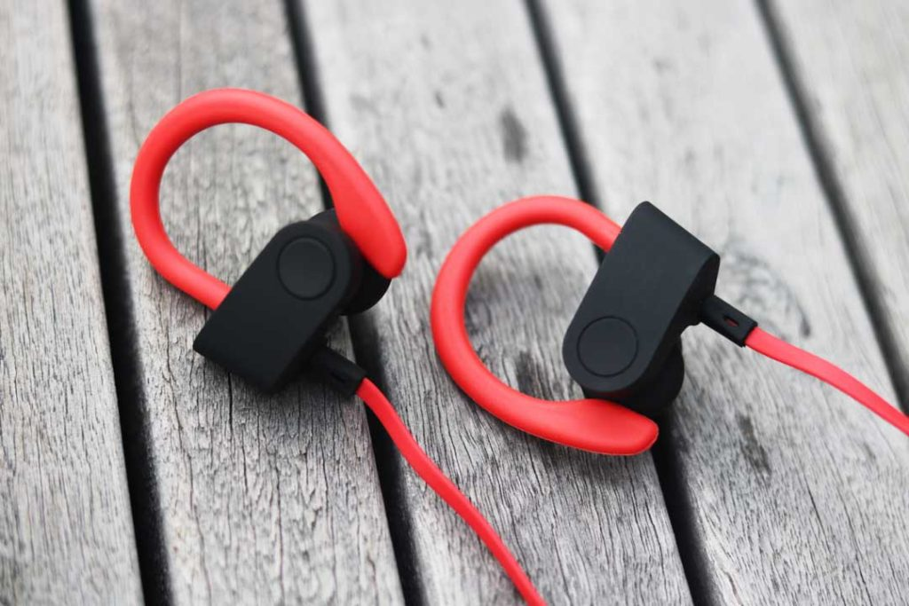 Tip #5 Use earbuds with hooks