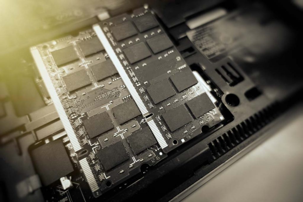 Processor and memory issues might be causing your laptop fans to run loud