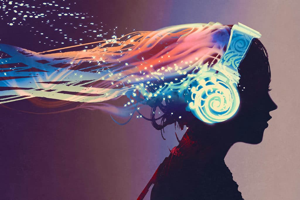 What happens to your brain when listening to music?