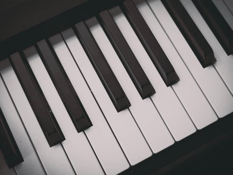 Is there a Sampler Synth with a dedicated Keyboard