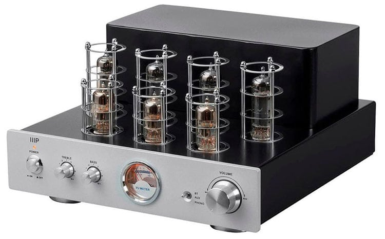 Monoprice Pure Tube Stereo Amplifier