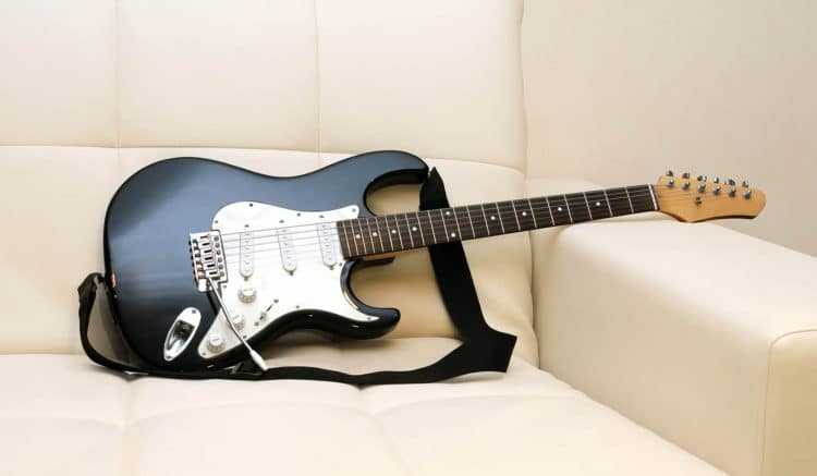 How Thick is a Standard Strat Body